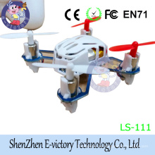 4.5CM 2.4G 6-Axis Hand Throwing Micro RC Quadcopter Drone With Lights