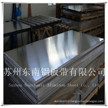Hot sale! cutting aluminium plate/sheet 6061 for transportation
