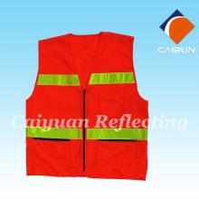 Red Reflective Vest