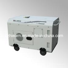 Luftgekühlter Zweizylinder Dieselgenerator (DG15000SE)