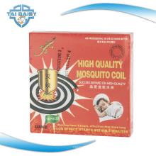 Bobine d'encens noir moustique de 137 mm