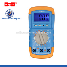 Digital Multimeter DT930N with Backligt Battery Test Non-contact AC Voltage Detection