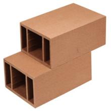Высокое качество строительного материала WPC Открытый перила