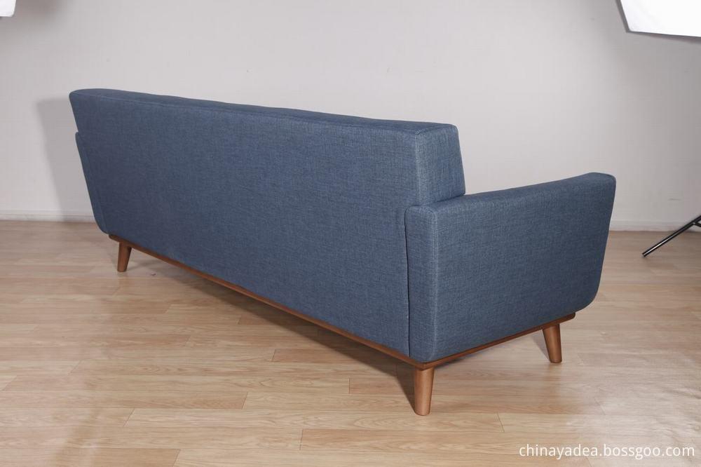 Wooden Base Sofas