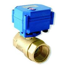 IC card prepayment water meter for water works