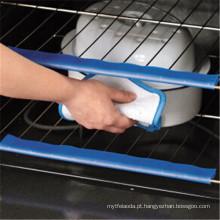 Promoção utensílios de cozinha Silicone forno Shelf Guards