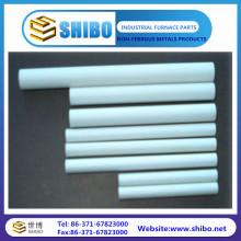 Haute qualité des tubes en céramique en alumine fabriqués en usine Prix