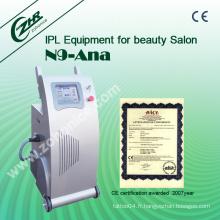 Équipement de beauté N9 Nouvelle machine RF IPL
