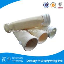 Substituição do saco do filtro de tecido FMS não tecido