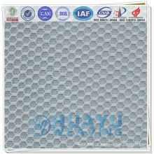 YD-8897, tecido de malha 3d de malha de poliéster para almofada