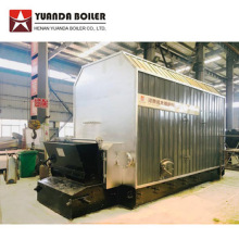 Chauffe-huile thermique à granulés de bois pour usine de contreplaqué
