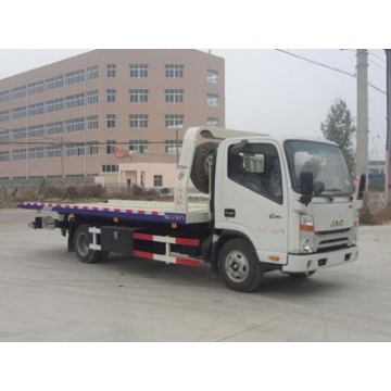 JAC Flat Two-in-one Wrecker Trucks Tow