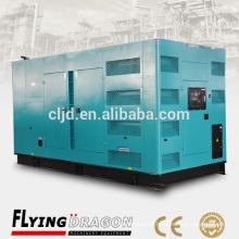 Super quiet generator set 600 kva electrical power generation soundproof 600kva generator