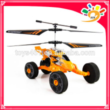 huajun factory W808-8 RC Copter Roadable Aircraft Helicopter Toys 2 in 1 RC Helicopter