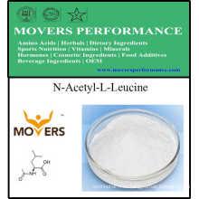Fábrica de suministro de aminoácidos L-Leucina 100 malla
