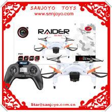8957 RC Quadcopter avec gyro Flyer 6 Axe 4CH RC Drone caméra et lumière LED