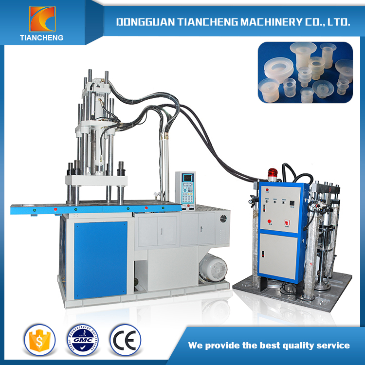 Vertical Liquid Silica Gel Injection Machine