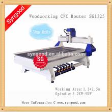 Routeur CNC Syngood Routeur SG1325-cnc pour découpe en contreplaqué