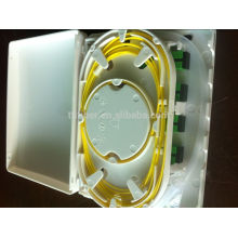 FDB-104B 4 core SC/APC ftth indoor termination box with 1.5m pigtail