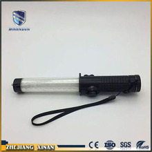 battery rechargeable led warning traffic baton