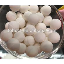 Alumina balls for ceramic