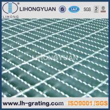 Galvanised Serrated Steel Grating for Platform Walkway