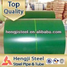 Cobertura de metal cor bobina de aço / folha / ppgi coils lista de preços
