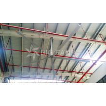 Производитель высокое качество дешевые большой Промышленный вентилятор потолка 7.4 м (24,3 М)