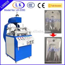 LK-3350 Guangzhou plastic Edge Folding Machine for sale