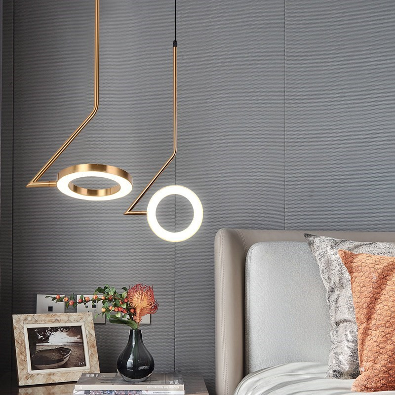 Application 4 Bulb Pendant Light