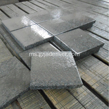 Tebal Sesame Ash Permukaan Granite Pavement
