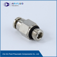 Air-Fluid Miniature Pneumatic Fittings BSPP Thread