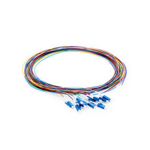 LC Color-coded Pigtail Fiber Cable