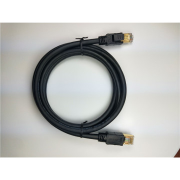 Cable Ethernet CAT8 40Gbps Uso de Smart Office