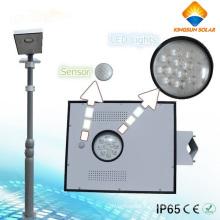 8W Integrated Solar LED Street Light