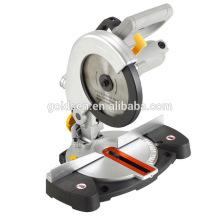 Portable 1400w Wood/Aluminum Cutting Machine Mini Electric Power 210mm Mitre Saw GW8003