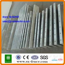ISO9001 Aluminiumlegierungsschablone für Aufbau (Hersteller von Anping China)