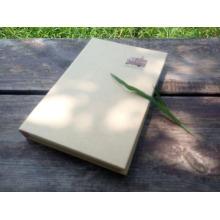 Eco-Friendly Wholesale Fancy Cheap Custom Hardcover Livros de papel Kraft