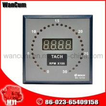 Medidor de RPM Digital BC-GT30 CUMMINS Controle do Regulador