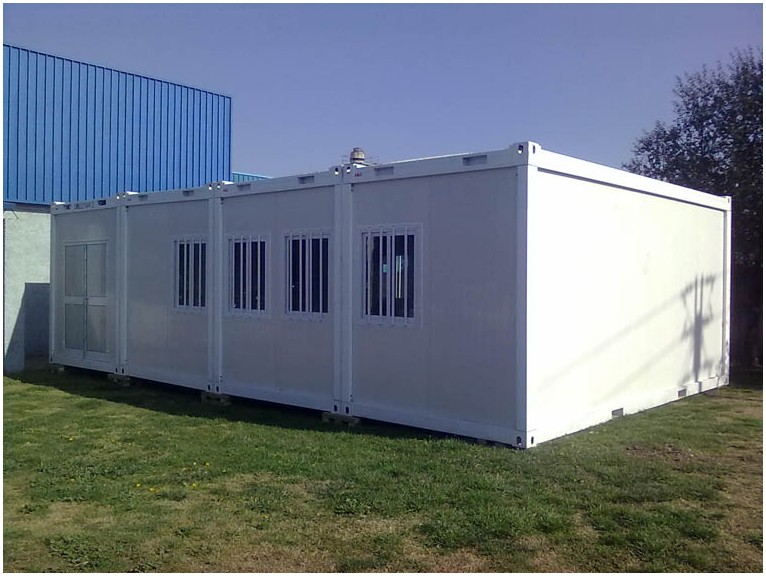 Luxury Relocatable Container Hotel Building