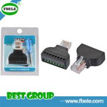 Bloco de terminais plugável Blockfb127, Fb128, Fb500