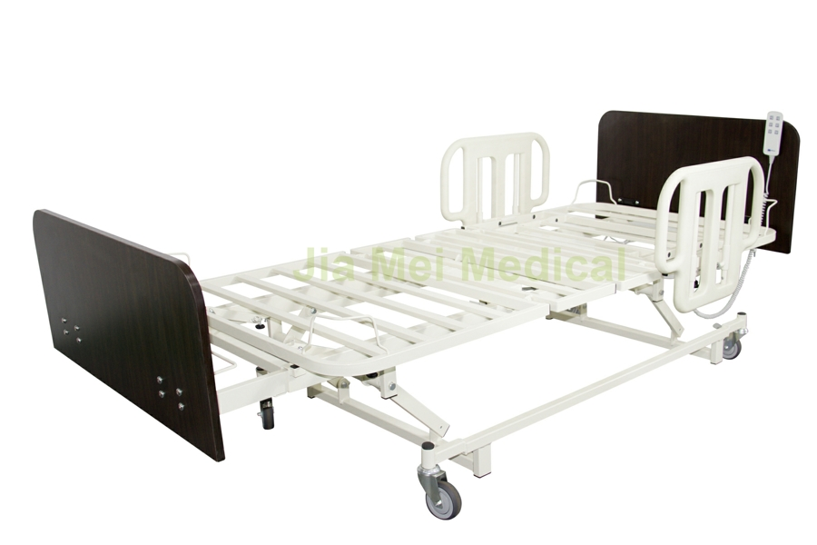 ultra low healthcare bed