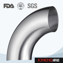 Stainless Steel Sanitary Short Type 90d Welded Bend (JN-FT1010)