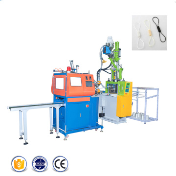 Custom Clothing Hang Tags Injection Molding Machine