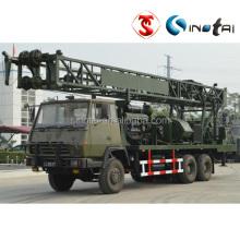 Plataforma de perfuração de poço de água montada em caminhão SINOTAI 600M
