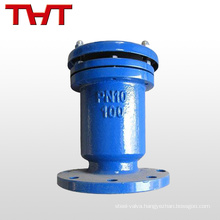 Auotmatic combined air release/air relief/air vent valve