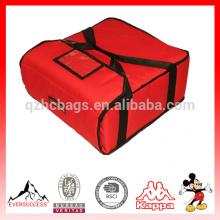 """12 """"-14"""" 600D Sac de livraison de pizza pour matériel et nourriture (HCPZ0001)"""