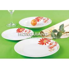 Porcelain Plate (HJ1003)