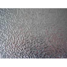 Embossed Aluminum Sheet for Freezer