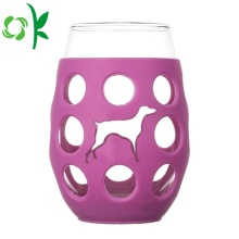 Kilang Custom Heat Tahan Anti-slip Silicone Sleeve